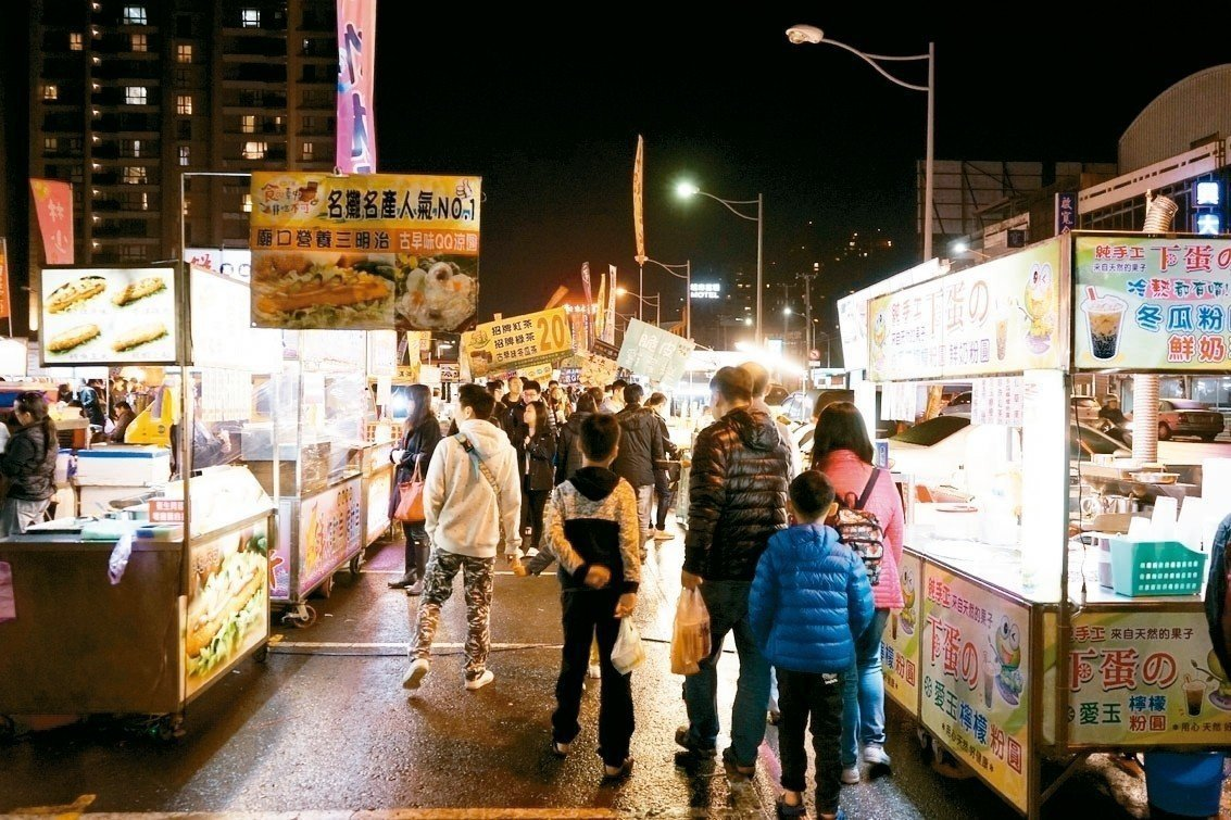 美食小吃一直是台灣人引以為傲的特色,而外國人竟對它不感興趣。示意圖/聯合報系...