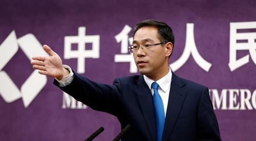 中國大陸商務部發言人高峰表示,美墨加協定建立自貿區的目的是便利成員國之間的貿易,...