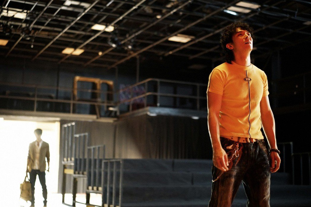 邱澤曾被嗆「你會不會當演員啊!」圖/華納兄弟提供