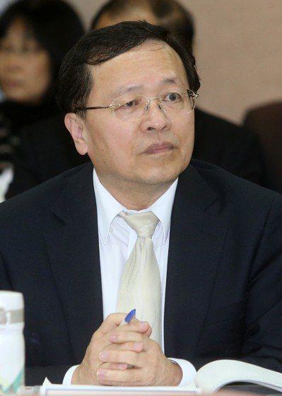 促轉會前副主委張天欽因「東廠」言論引發爭議。 圖/聯合報系資料照片