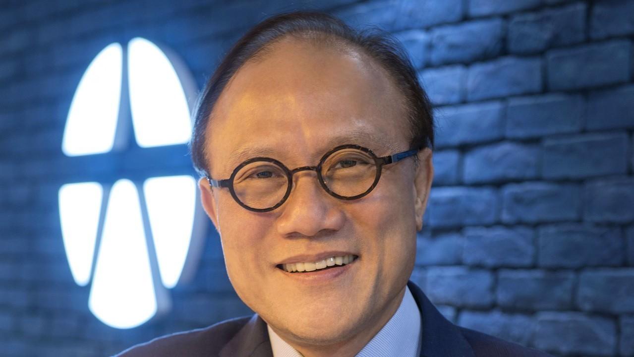 元大證總經理陳麒漳。 報系資料庫
