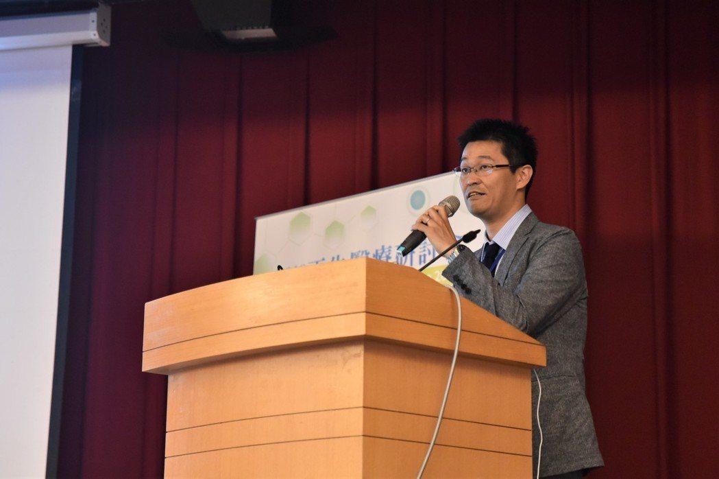 京都大學iPS細胞研究所Takeda-CiRA計畫吉田善紀博士 黃啟銘/攝影