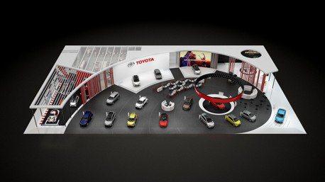 Toyota公佈巴黎參展陣容 Corolla Touring Sports領銜主演