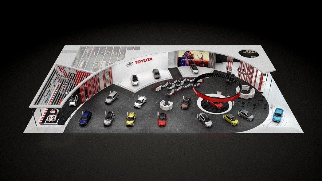 Toyota在日前已宣佈今年巴黎車展的參展車款陣容。 摘自Toyota