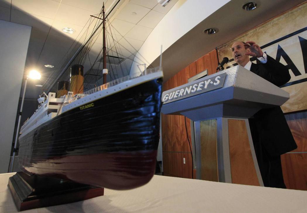 鑽了權利漏洞的RMST——除了鐵達尼號的遺產盡歸RMST所有外,打撈權力、甚至鐵...