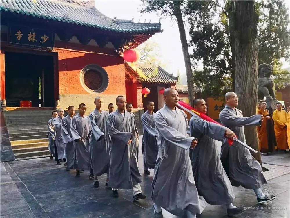 2018年8月27日,舉世聞名的中國嵩山少林寺,開山1,500多年來,首度公開舉...