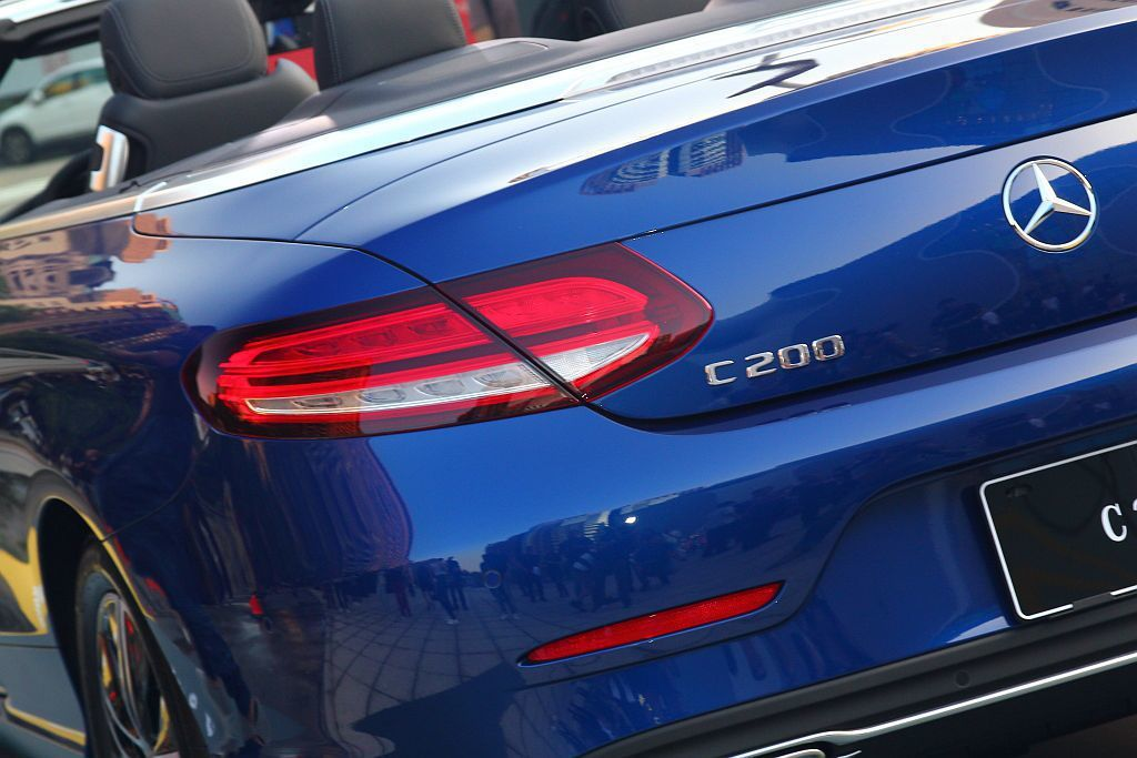 C200車型動力系統,率先導入Mild-hybrid 48V輕型複合動力的EQ ...