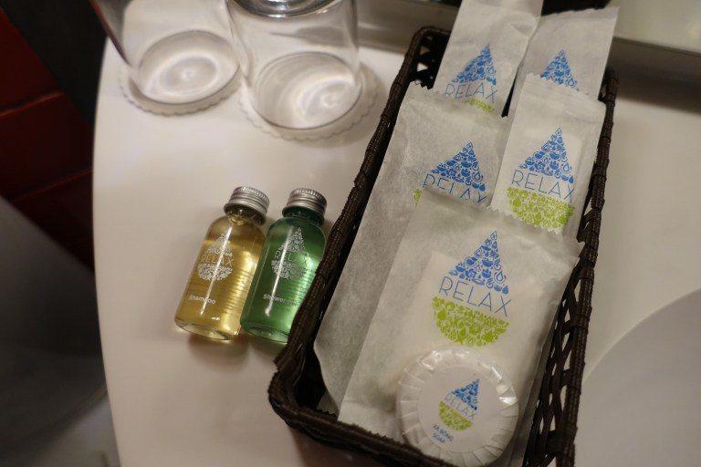 普通的浴室備品,也是一應俱全 圖文來自於:TripPlus