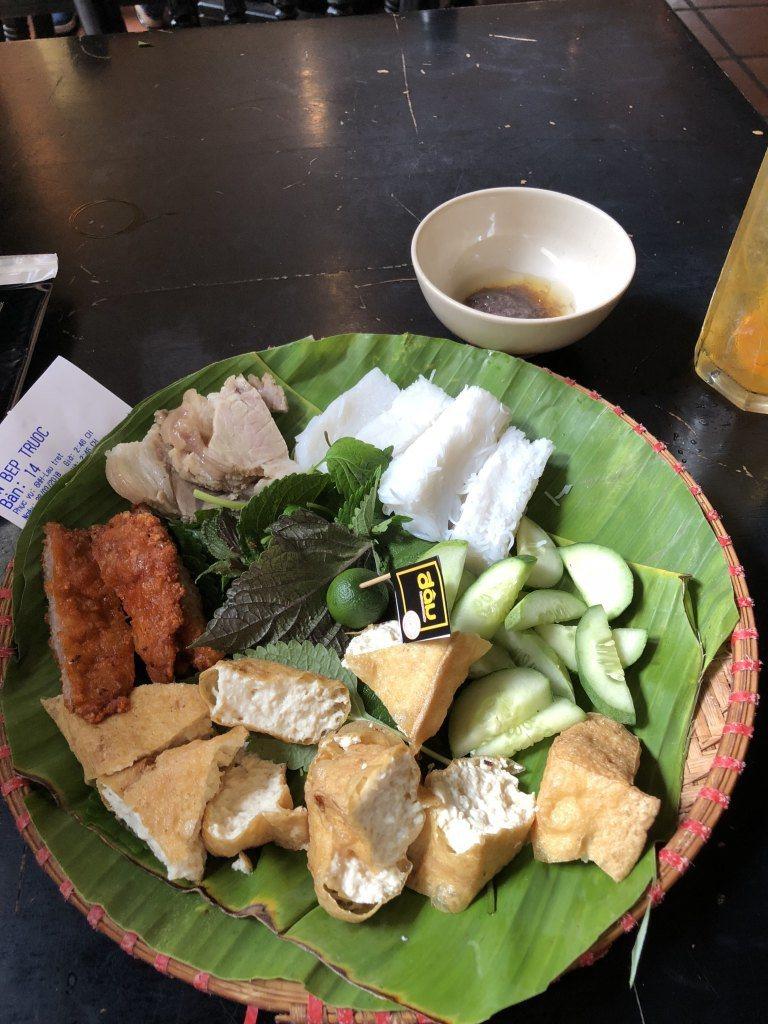 好吃的越南菜! 圖文來自於:TripPlus