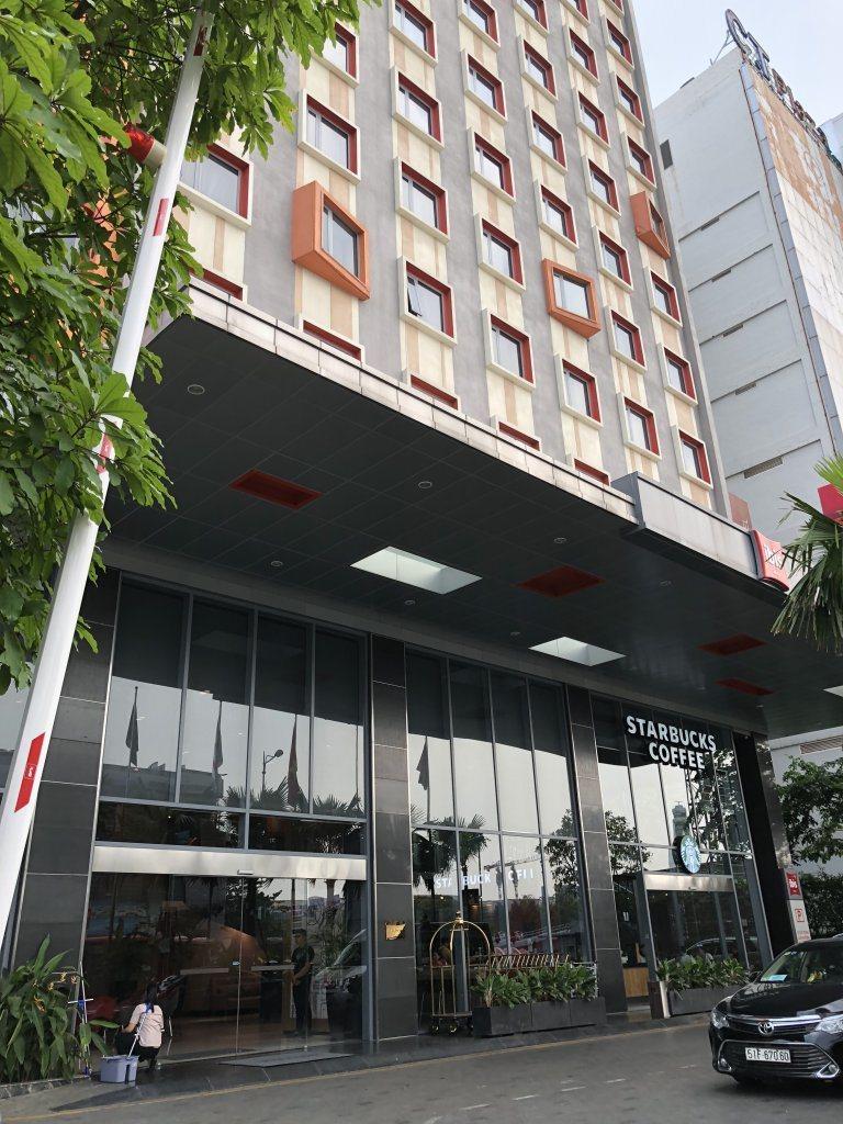 酒店外觀 圖文來自於:TripPlus