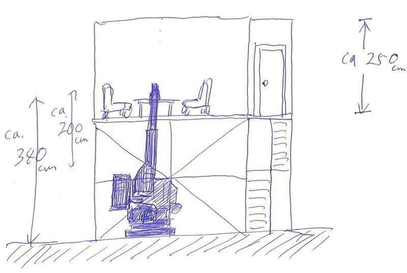 圖:西野達手稿 (大砲花瓶) / 主辦單位 提供