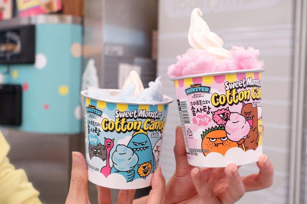 7-ELEVEN攜手韓國人氣冰淇淋Sweet Monster合作,打造霜淇淋新吃...