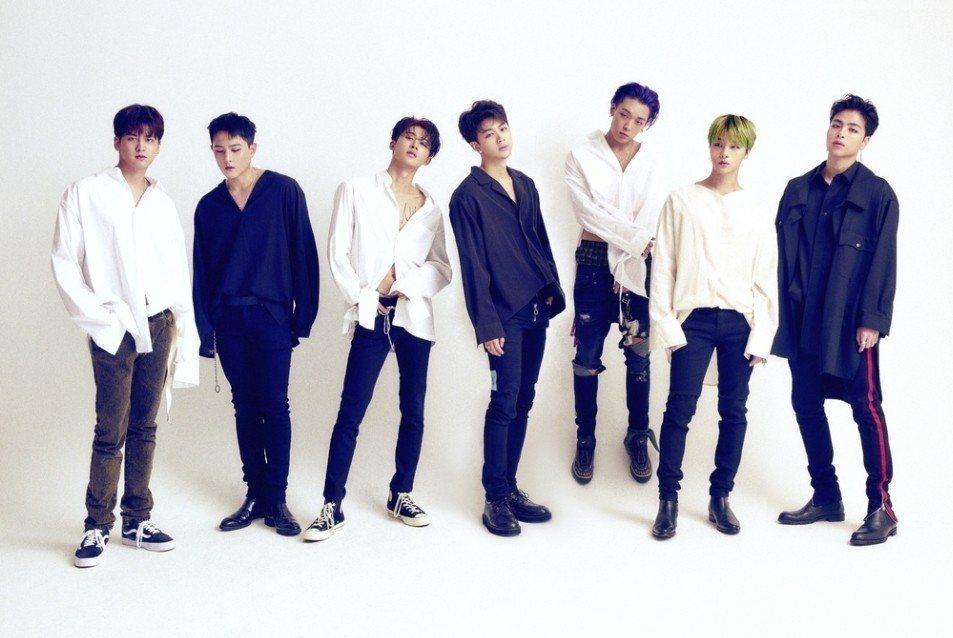 iKON明晚二度在台開個唱。圖/理想國提供