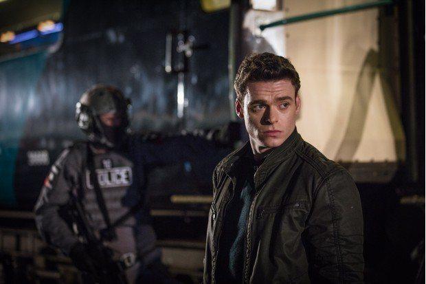 李察馬登主演的英國影集「保鑣」超級轟動,Netflix搶下全球版權。圖/摘自ra...