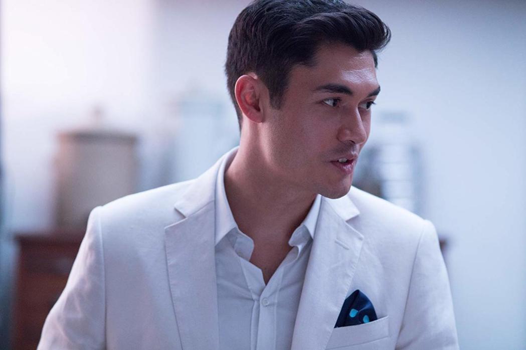 亨利高汀在電影中的亞裔高富帥形象大受歡迎。圖/摘自imdb