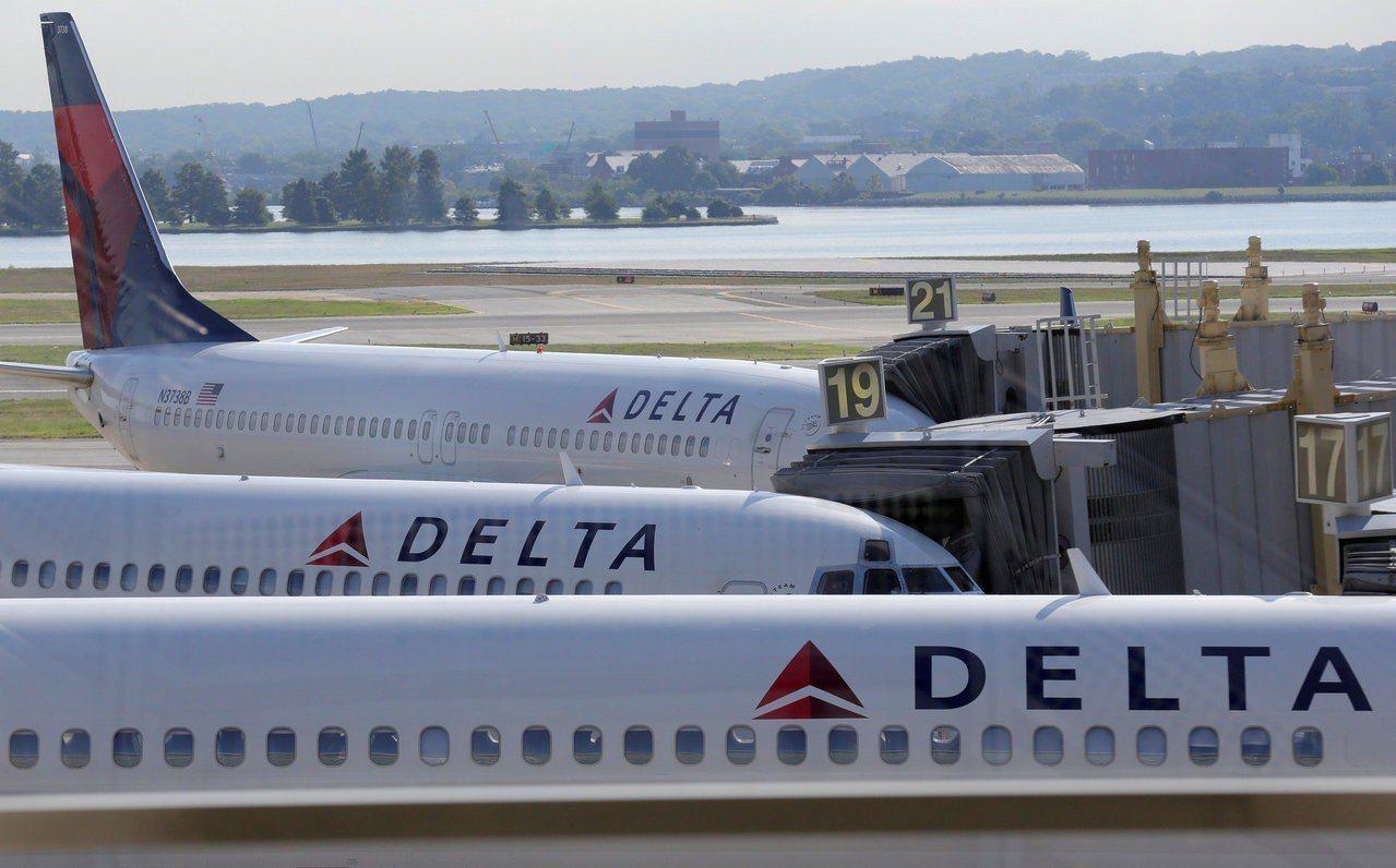 達美航空的哩程,傳出遭駭客偷到網路黑市販賣。 路透