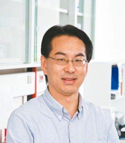 李岳倫博士。圖/作者提供