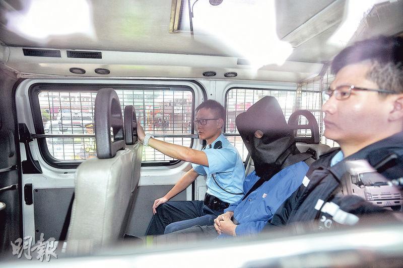 香港黑幫分子女兒殉情,她的男友林嘉偉昨承認誤殺罪,稱當時和女友相約跳海,然而最終...