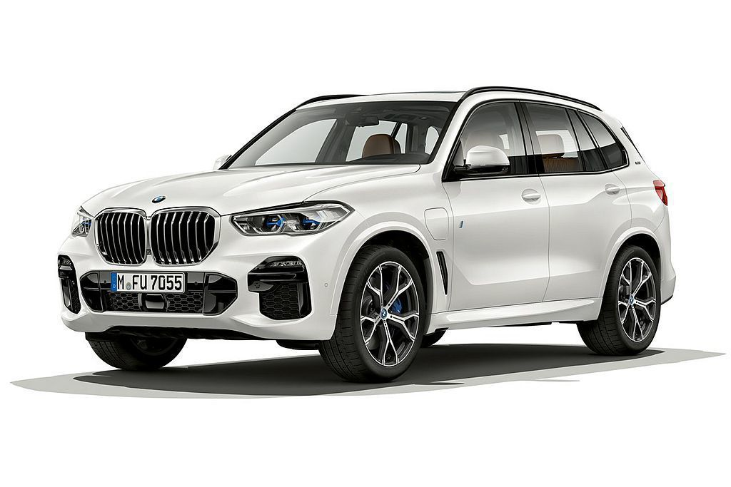 迅速追加的BMW X5 xDrive45e iPerformance車型,在插電...