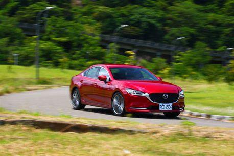 有個性的旗艦!二度小改Mazda6為未來品牌旗艦鋪路?