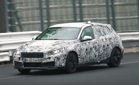 全新BMW M140i路試捕獲 xDrive系統上身