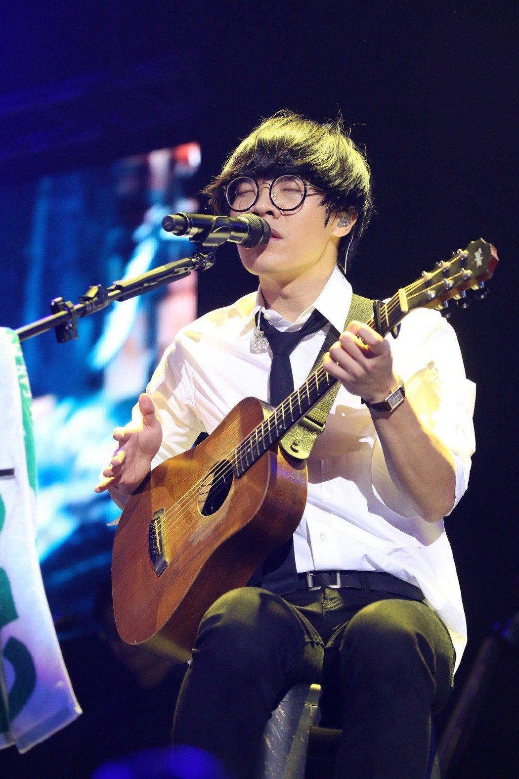 盧廣仲明年4月將5度在台北小巨蛋舉辦演唱會。圖/添翼創越提供