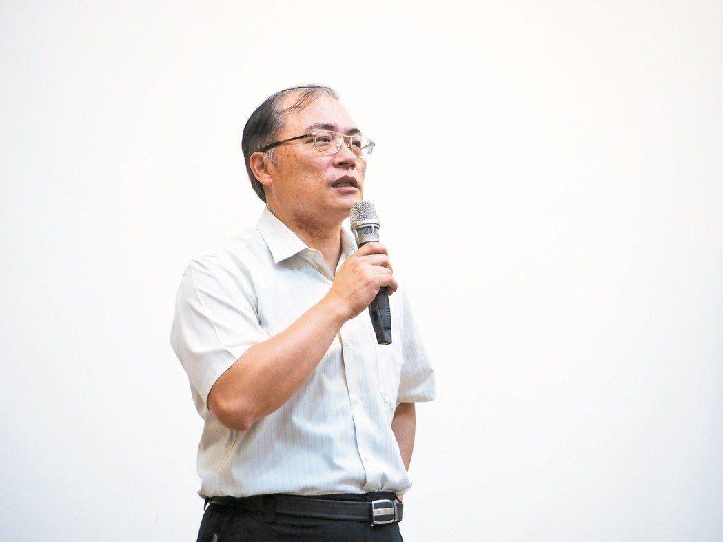 台中榮總骨科部主任李政鴻醫師 記者喻文玟/攝影