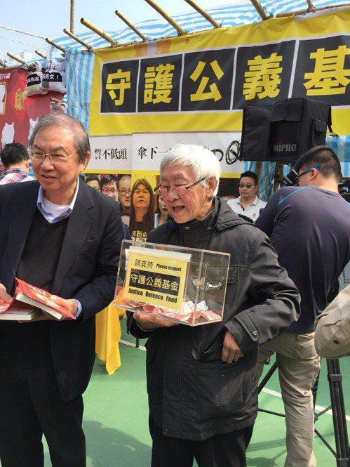 梵蒂岡在中國大陸教區的主教任命權上讓步,退休的香港樞機主教陳日君公開強烈反對。圖...