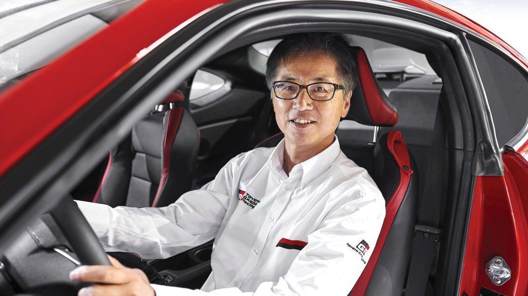 Supra總工程師Tetsuya Tada。 摘自Toyota