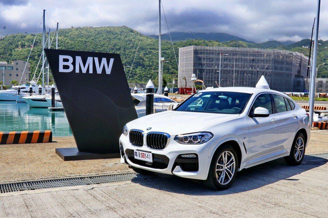 BMW總代理汎德引進X4 xDrive30i M Sport、X4 xDrive...