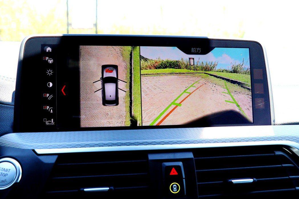 360度環景攝影輔助。 記者陳威任/攝影