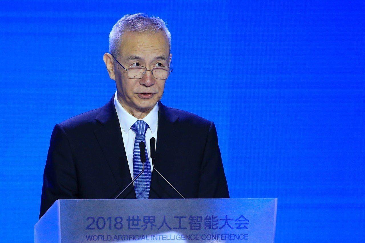 中國國務院副總理劉鶴已取消赴美談判。路透