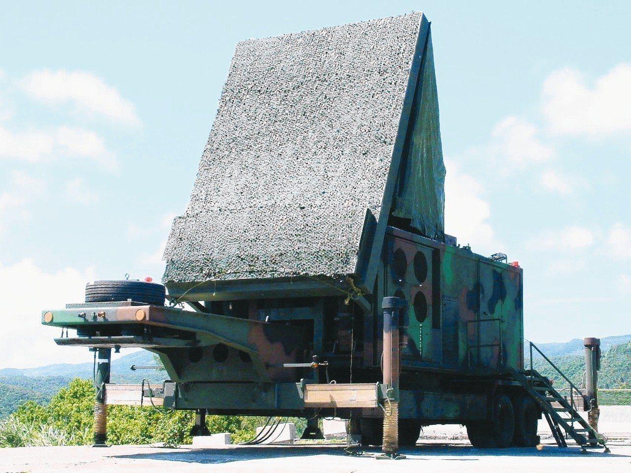 國軍已在宜蘭、花蓮、台東完成國產天弓3型防空飛彈部署。擔負弓3射控任務的高功能「...