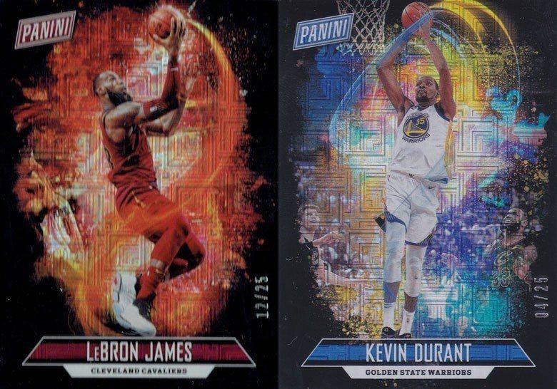 杜蘭特(右)有機會接棒詹姆斯(左),成為NBA第一球星,但需要證明他的成就不是因...