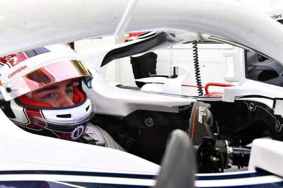 Sauber F1 Team提供