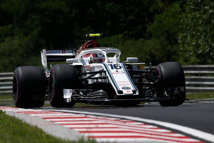 Alfa Romeo Sauber賽車。 FIA提供
