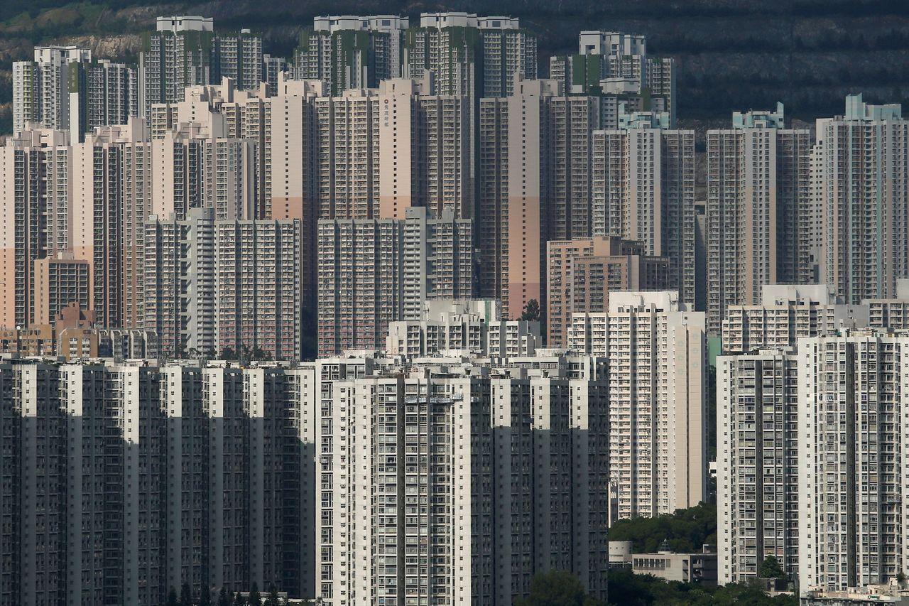 投銀警告,隨房貸成本上揚,香港房價終將逆轉。路透