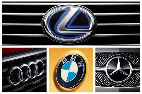J.D. Power豪華車廠台灣顧客滿意度調查出爐!德系三品牌皆低於平均值