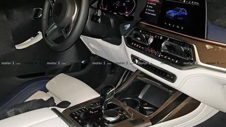 十月中就要發表 全新BMW X7內裝無偽裝照搶先曝光!
