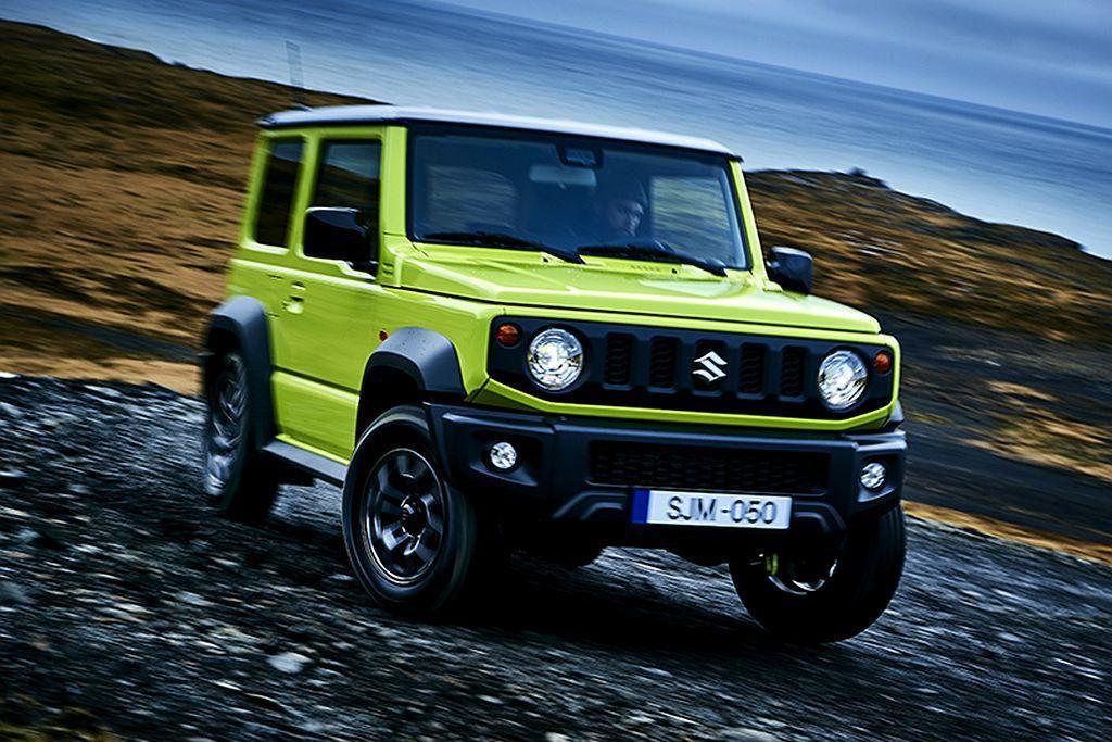 德國市場雖然將AEB自動緊急制動系統和交通標誌識別系統列為標準配備,但因為歐盟新車安全評鑑協會(Euro Ncap)僅獲三顆星成績下,使Suzuki Jimny的安全防護性引發熱議, 圖/Suzuki提供