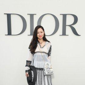 巴黎時裝周/Angelababy、孔曉振仙女裝拚場 Dior用舞蹈向女性致敬