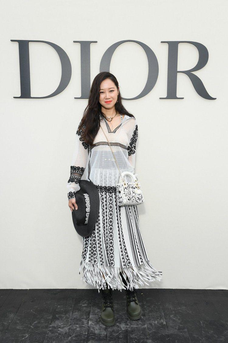 孔曉振。圖/Dior提供
