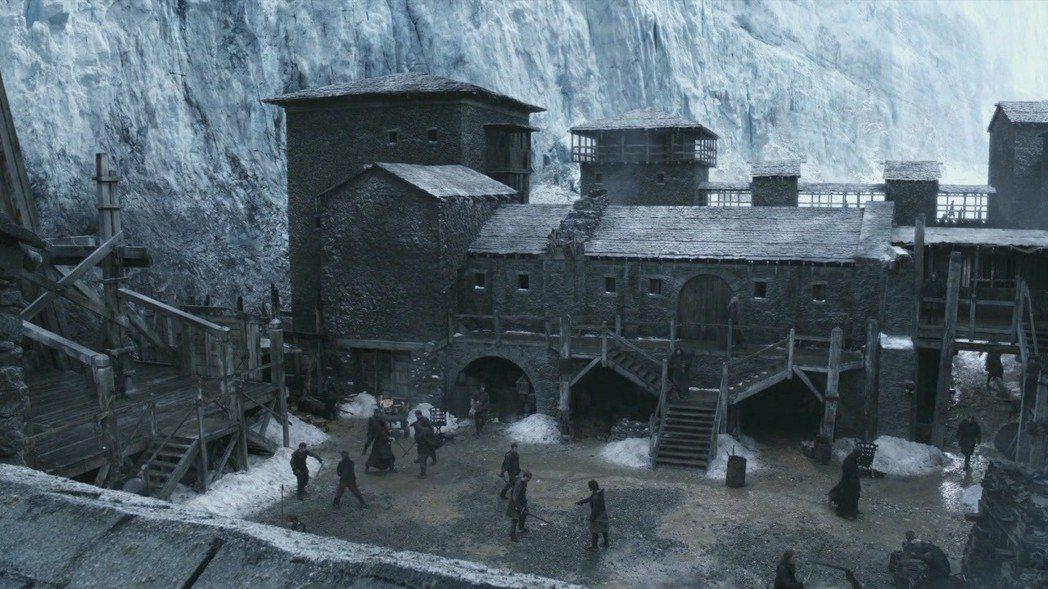 「冰與火之歌:權力遊戲」明年將開放北愛爾蘭的場景供遊客觀光、朝聖。圖/摘自HBO