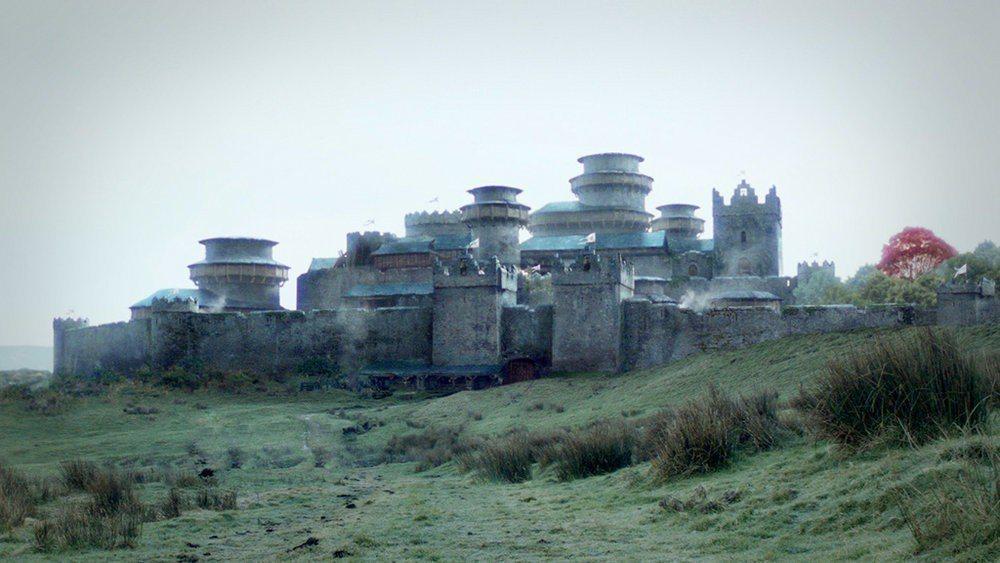 全球劇迷明年起將有機會探訪位於北愛爾蘭的臨冬城主景。圖/摘自HBO