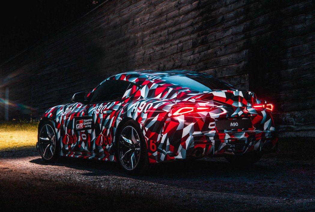 重啟Supra之名,並與BMW共生的豐田經典跑車。 摘自Toyota