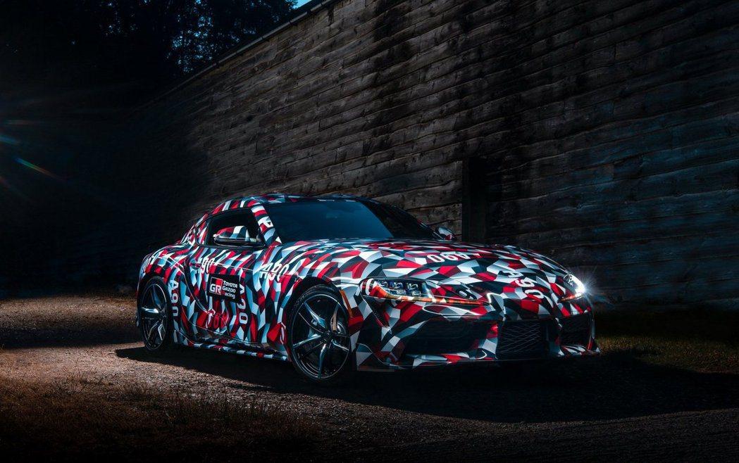 Supra最終若推出手排版本勢必能吸引部份買家的關注。 摘自Toyota