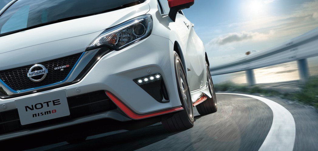 Nissan Note e-Power Nismo S。 摘自Nissan