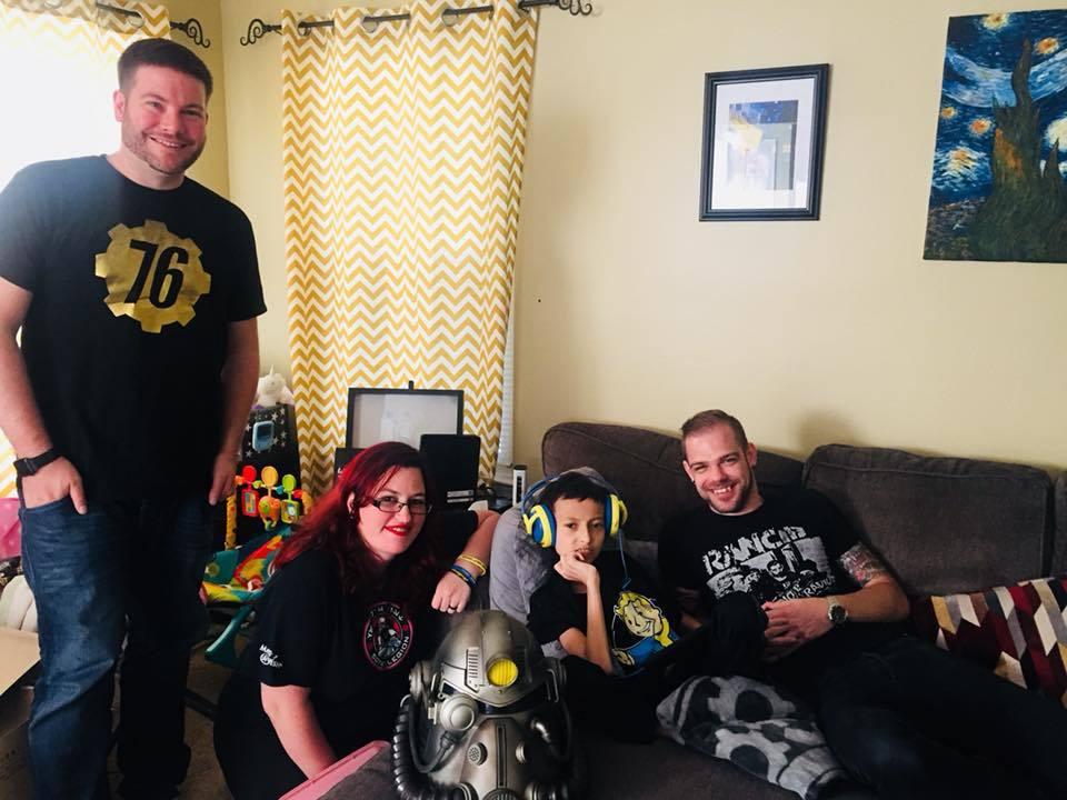 來源:取自Wes' Fight Against Neuroblastoma Fa...