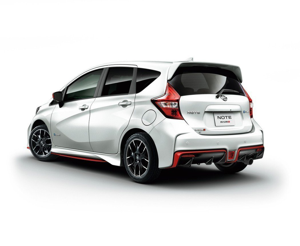 Nissan Note e-Power Nismo S已於日本上市。 摘自Nissan