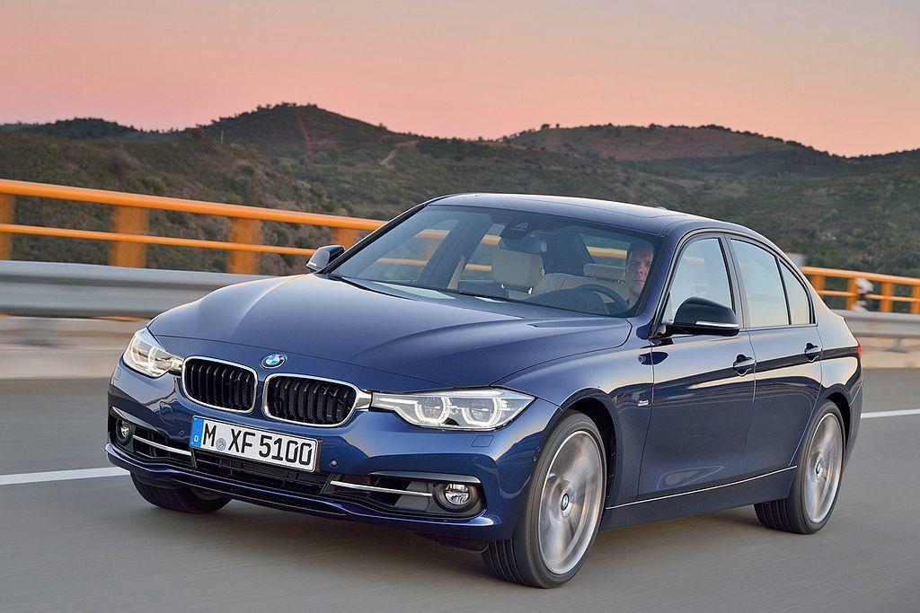 早在2015年BMW 3-Series小改時就新增1.5L渦輪增壓引擎動力可選。 圖/BMW提供